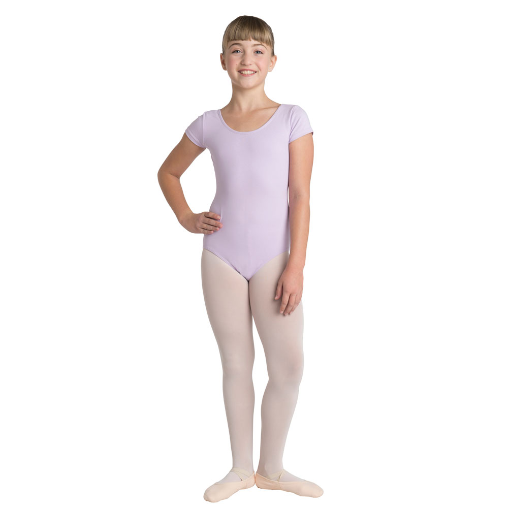 62080c2c3 291C – Basic Cap Sleeve Leotard – Danshuz