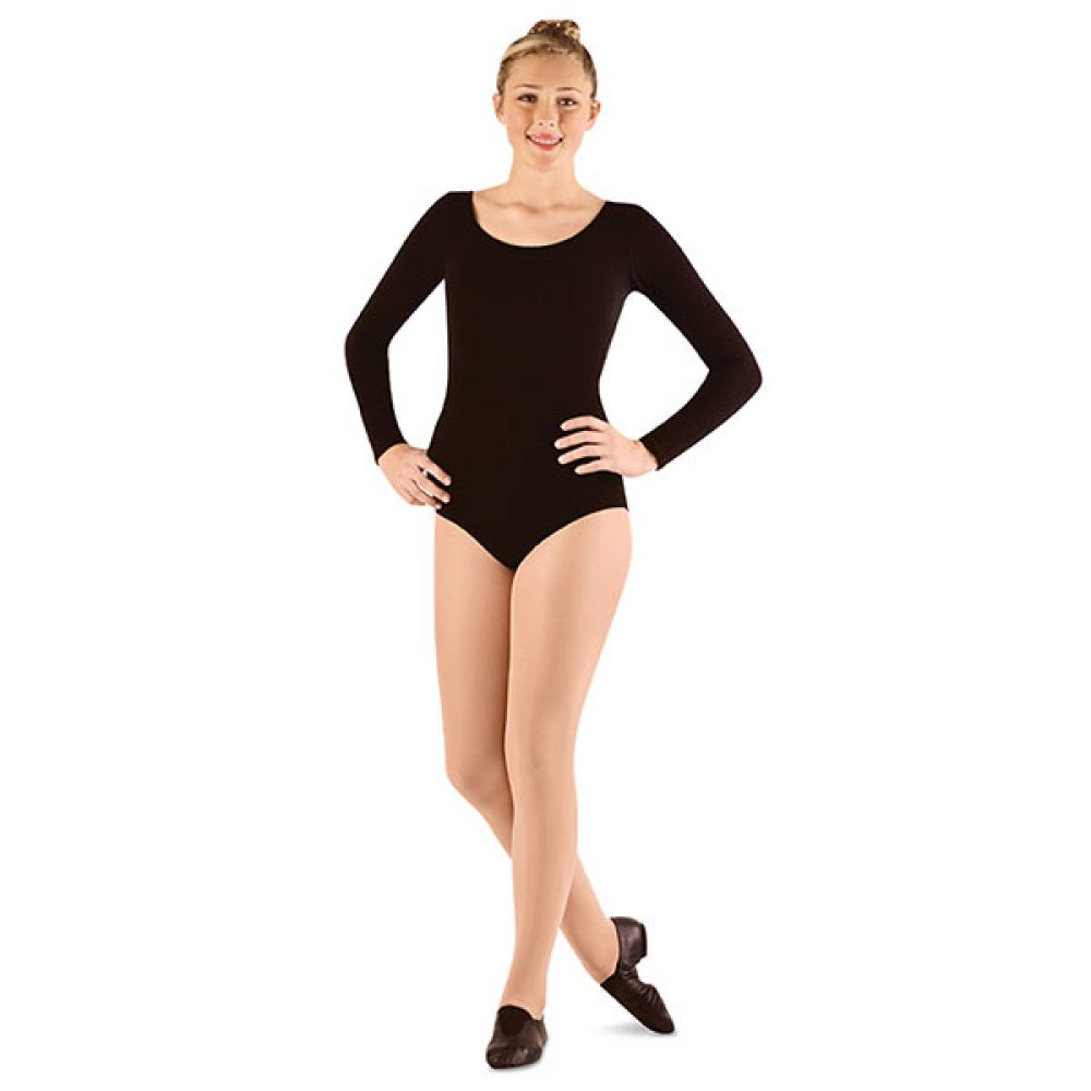 Basic Long Sleeve Leotard