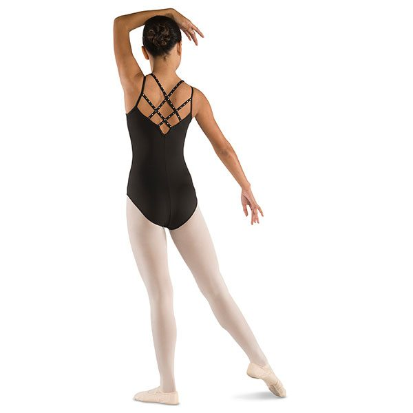 Crisscross Back Leotard