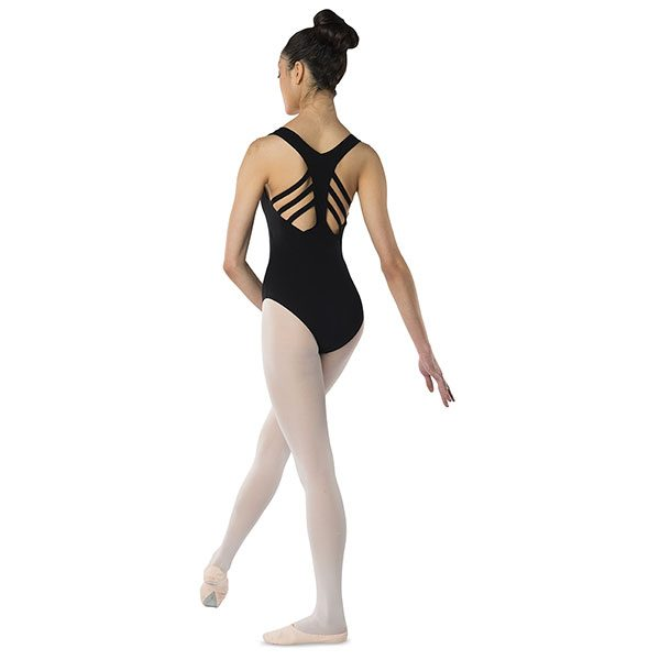 Fishbone Back Strap Leotard