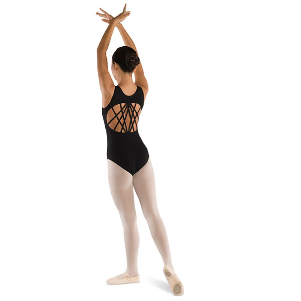 Multi-Strap Back Leotard