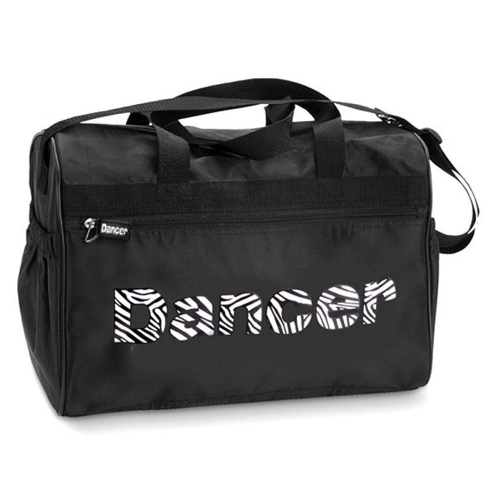 Zebra Dancer Bag